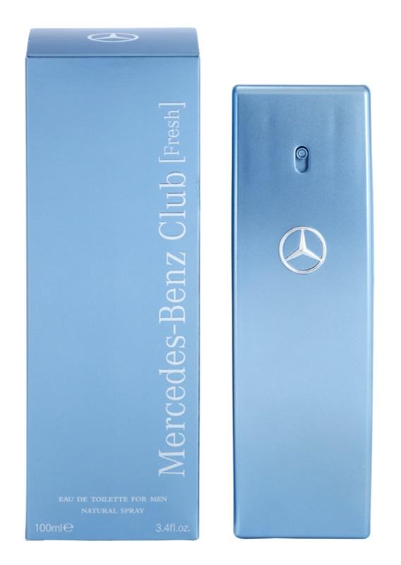 Mercedes-Benz Club Fresh Eau de Toilette voor Mannen 100 ml