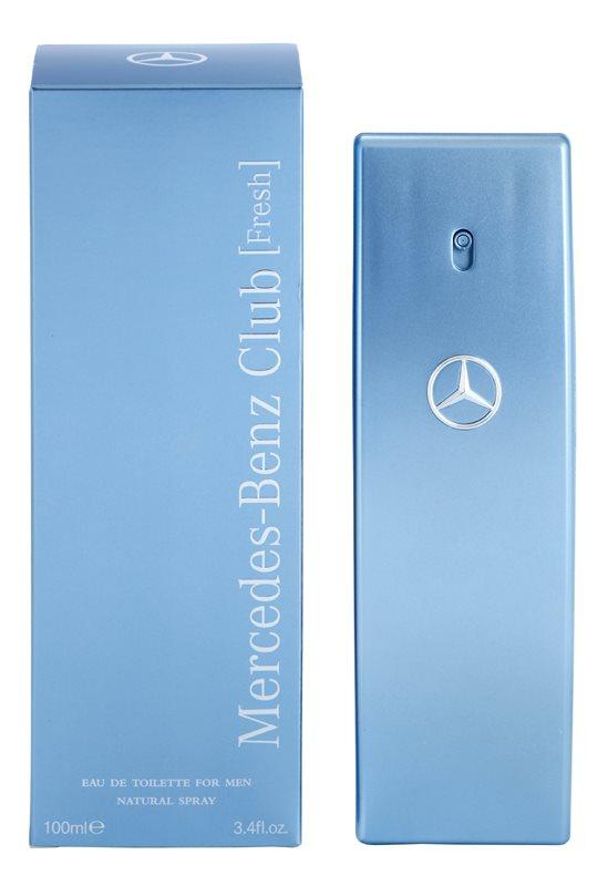 Mercedes-Benz Club Fresh toaletná voda pre mužov 100 ml