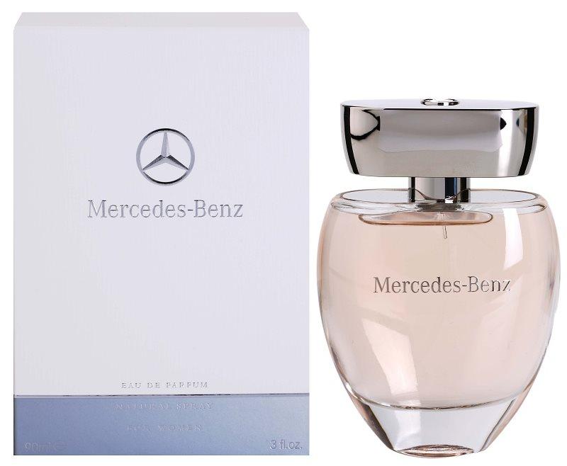 Mercedes-Benz Mercedes Benz For Her Eau de Parfum voor Vrouwen  90 ml