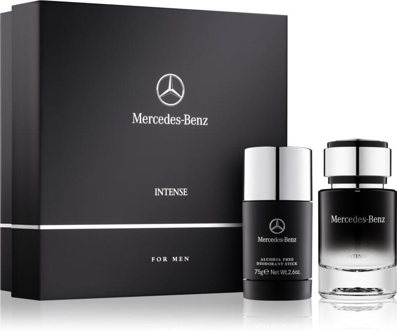 Mercedes-Benz For Men Intense Gift Set II.