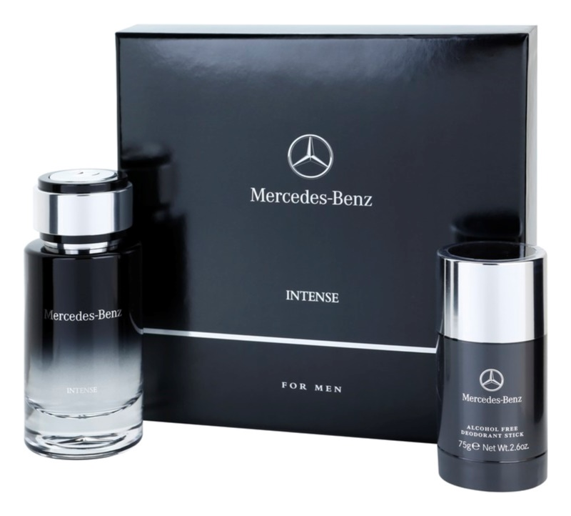 Mercedes-Benz For Men Intense dárková sada I.