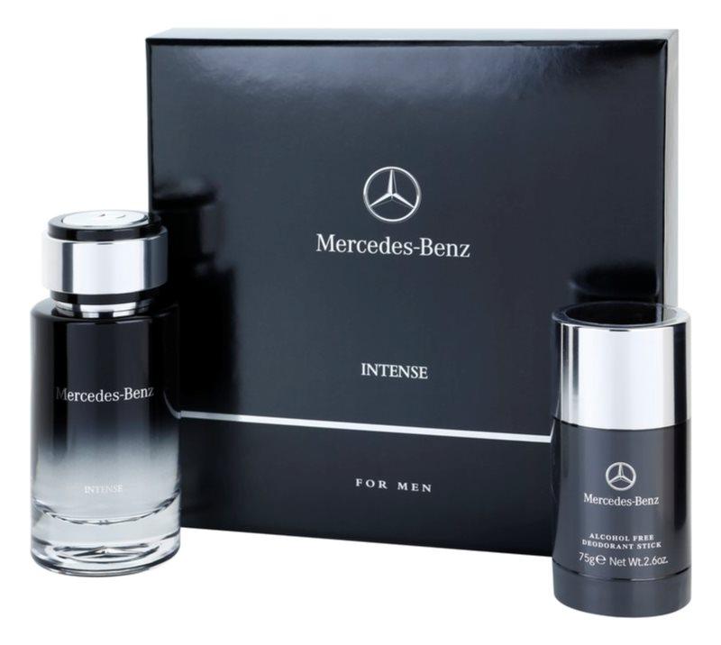 Mercedes-Benz For Men Intense set cadou I.