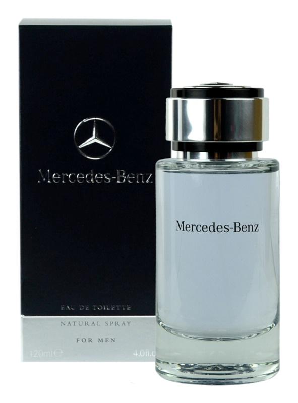 Mercedes-Benz Mercedes Benz eau de toilette férfiaknak 120 ml