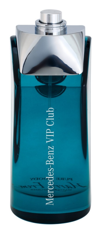 Mercedes-Benz VIP Club Pure Woody тоалетна вода тестер за мъже 100 мл.