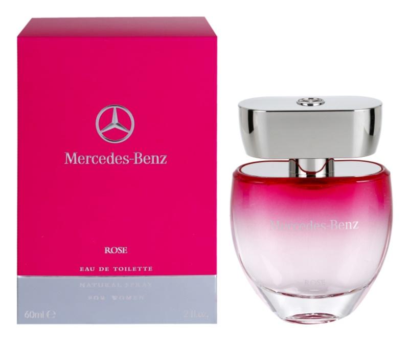 Mercedes-Benz Mercedes Benz Rose toaletní voda pro ženy 90 ml