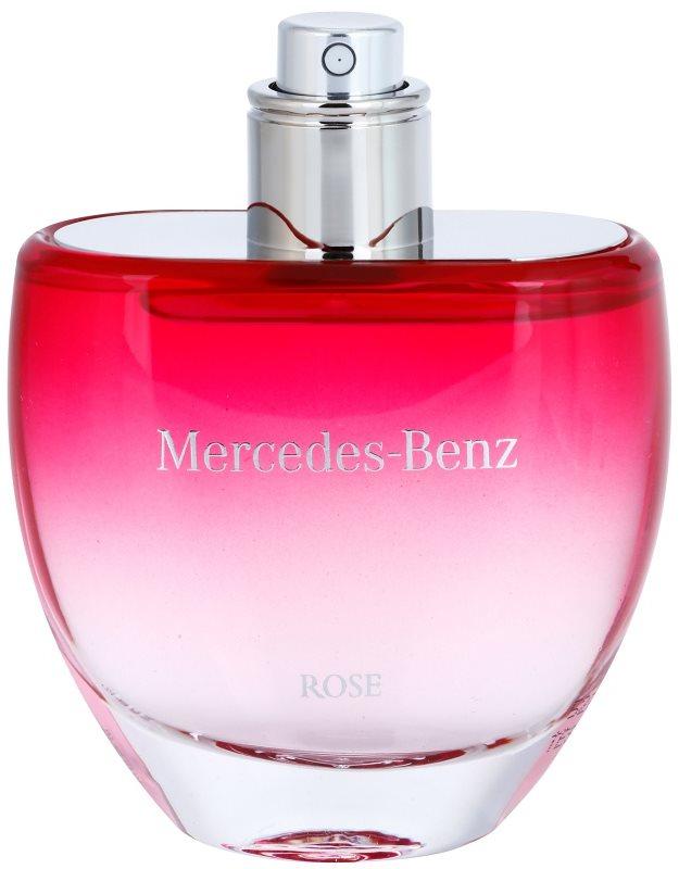 Mercedes-Benz Mercedes Benz Rose woda toaletowa tester dla kobiet 60 ml