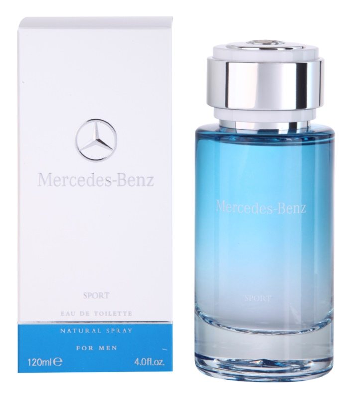 mercedes benz sport eau de toilette pour homme 120 ml. Black Bedroom Furniture Sets. Home Design Ideas