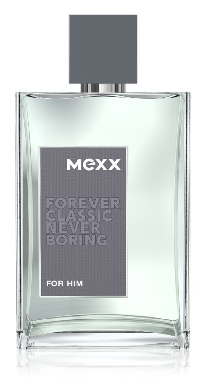 Mexx Forever Classic Never Boring for Him toaletna voda za muškarce 75 ml