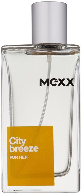 Mexx City Breeze тоалетна вода за жени 50 мл.