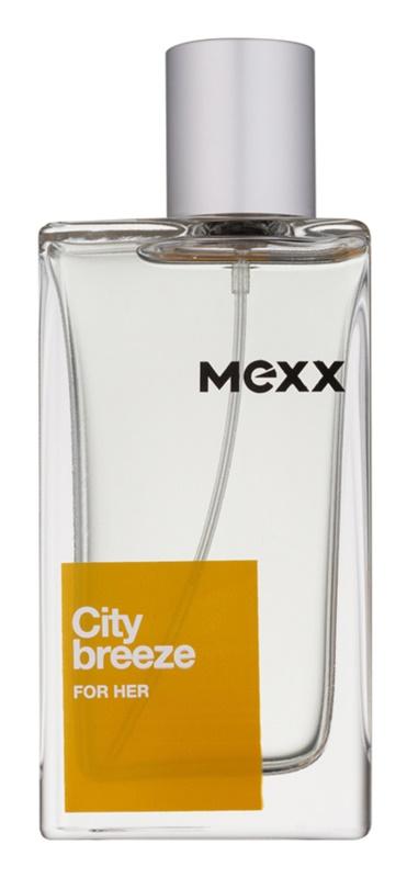 Mexx City Breeze Eau de Toilette für Damen 50 ml