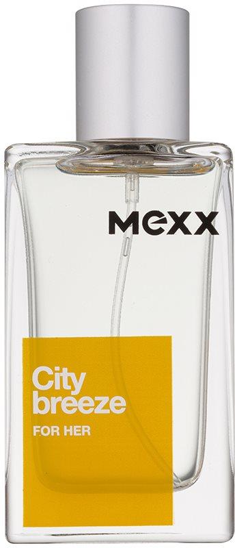 Mexx City Breeze toaletní voda pro ženy 30 ml