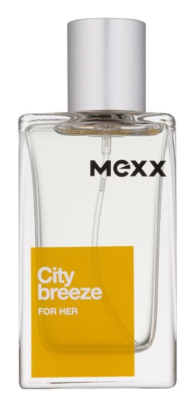 Mexx City Breeze woda toaletowa dla kobiet 30 ml