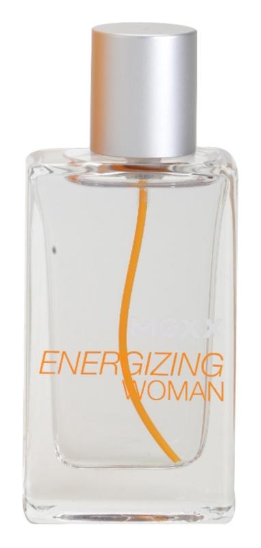 Mexx Energizing Woman Eau de Toilette Damen 30 ml
