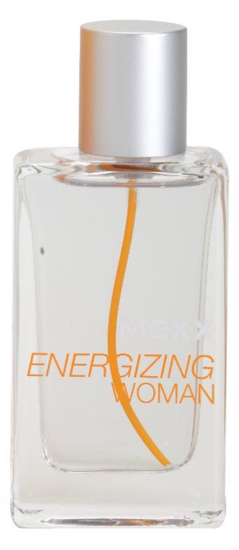 Mexx Energizing Woman toaletní voda pro ženy 30 ml