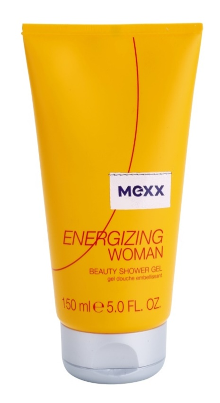 Mexx Energizing Woman gel de ducha para mujer 150 ml