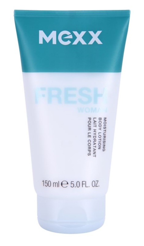 Mexx Fresh Woman Body Lotion for Women 150 ml