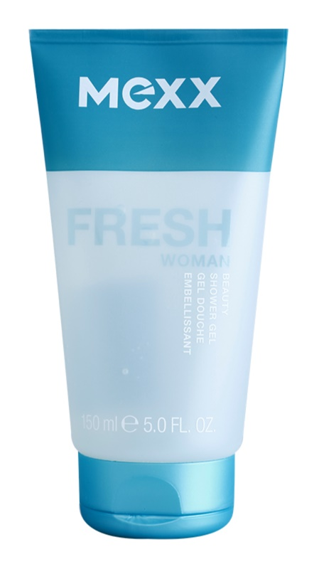 Mexx Fresh Woman Duschgel für Damen 150 ml
