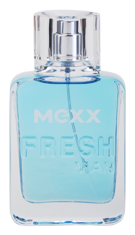 Mexx Fresh Man New Look toaletní voda pro muže 50 ml
