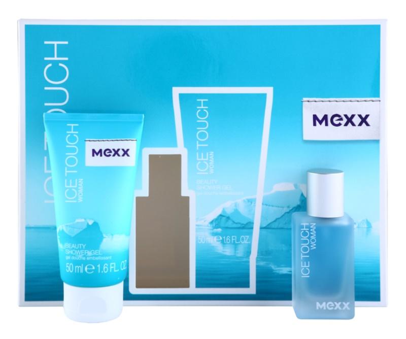 Mexx Ice Touch Woman 2014 coffret cadeau III.