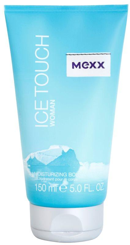 Mexx Ice Touch Woman 2014 mleczko do ciała dla kobiet 150 ml