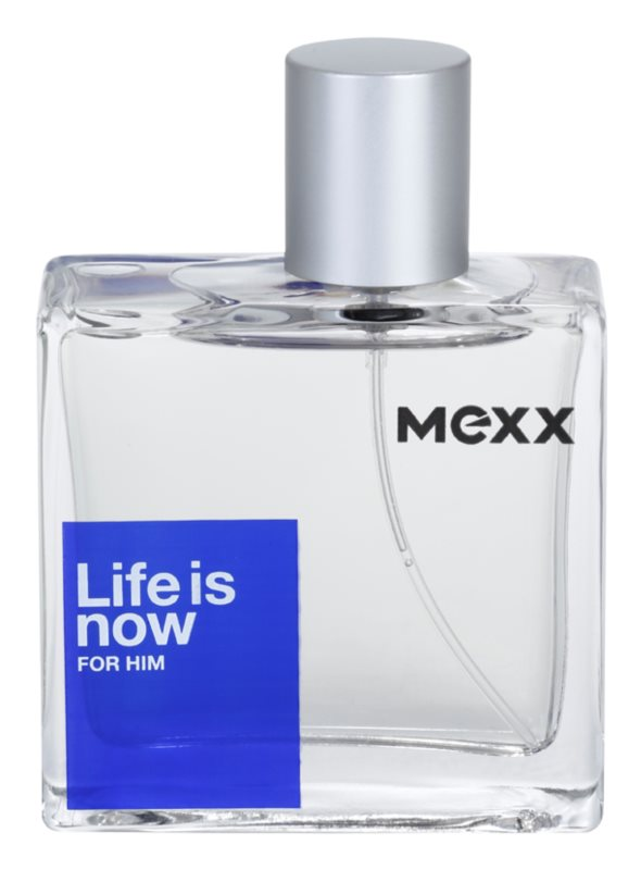 Mexx Life is Now for Him тоалетна вода за мъже 50 мл.