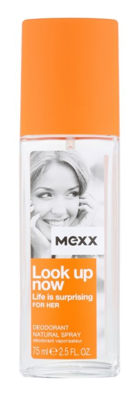 Mexx Look Up Now For Her dezodorant z atomizerem dla kobiet 75 ml