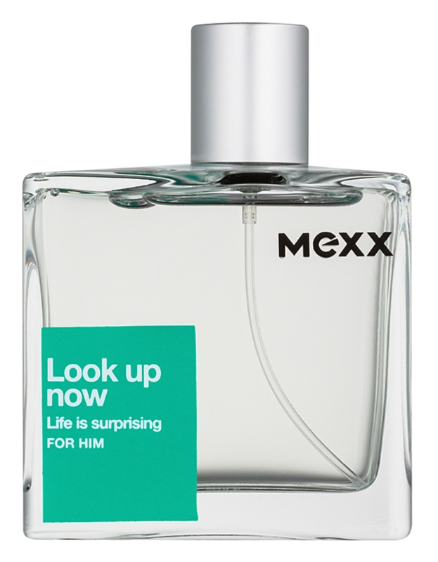 Mexx Look Up Now For Him eau de toilette férfiaknak 75 ml
