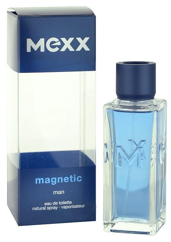 Mexx Magnetic Man eau de toilette férfiaknak 75 ml