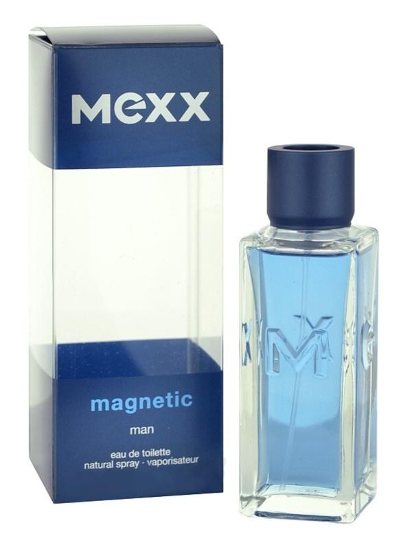 Mexx Magnetic Man toaletní voda pro muže 75 ml