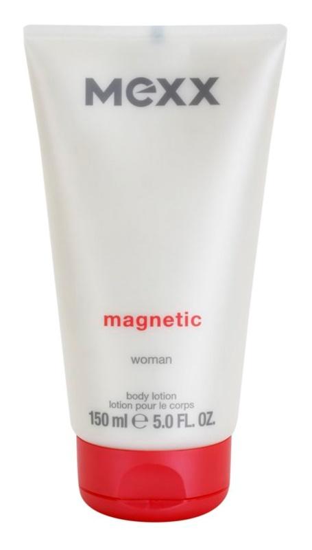 Mexx Magnetic Woman telové mlieko pre ženy 150 ml