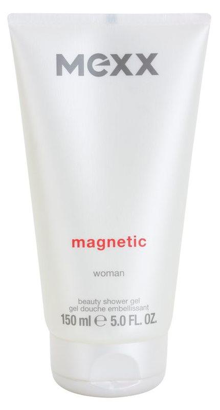 Mexx Magnetic Woman gel de dus pentru femei 150 ml