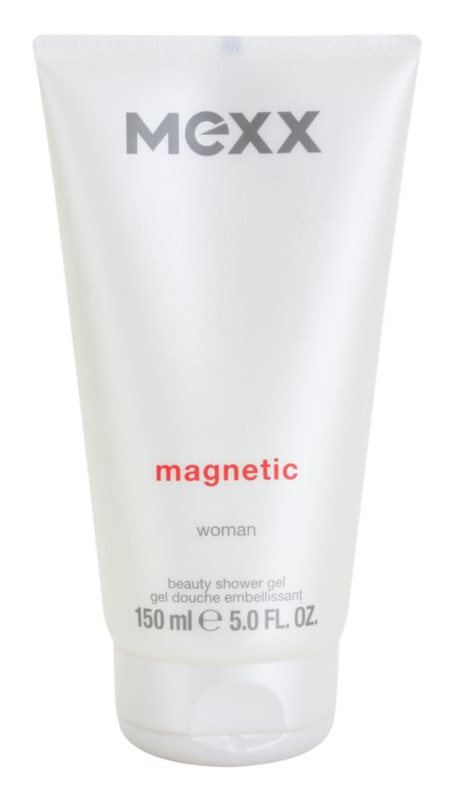 Mexx Magnetic Woman gel za prhanje za ženske 150 ml