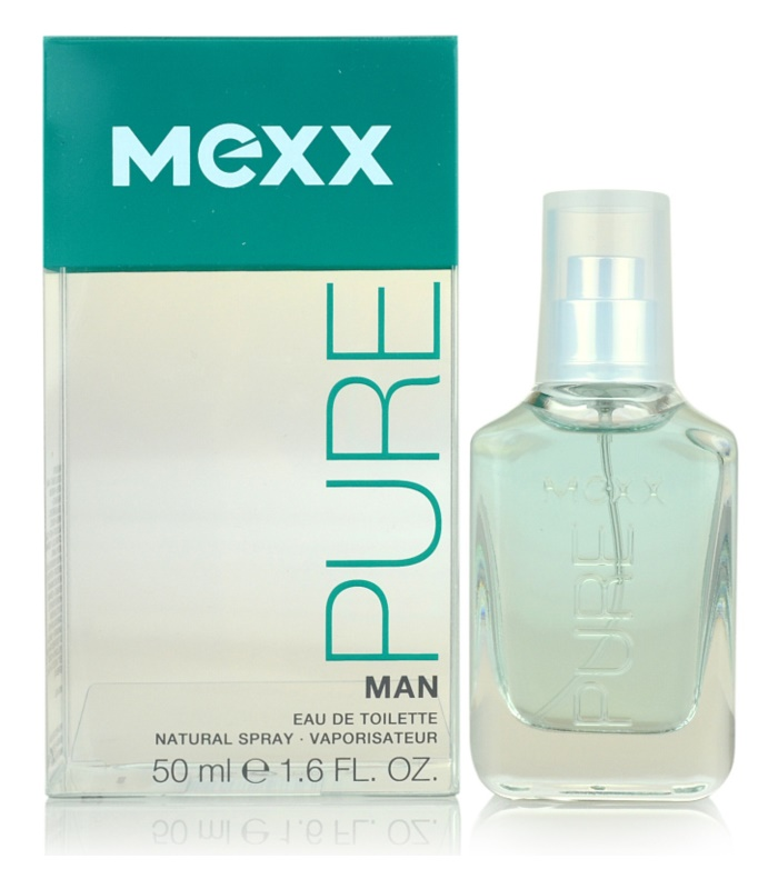 Mexx Pure for Man eau de toilette férfiaknak 50 ml