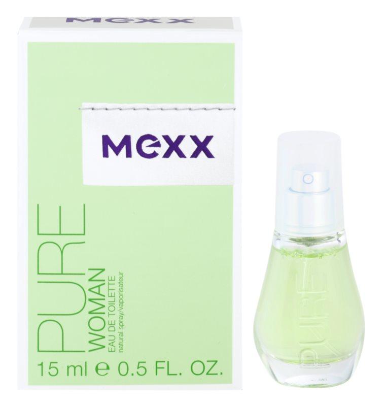 Mexx Pure for Woman toaletní voda pro ženy 15 ml