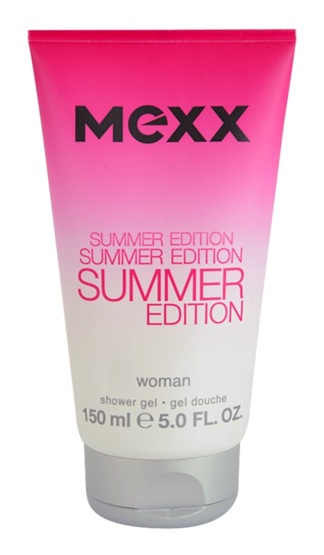 Mexx Woman Summer Edition gel de ducha para mujer 150 ml