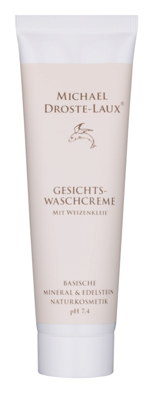 Michael Droste-Laux Basiches Naturkosmetik čisticí krém