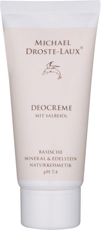 Michael Droste-Laux Basiches Naturkosmetik Deo Cream
