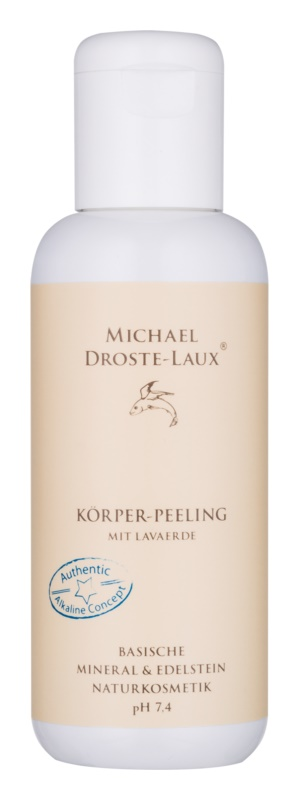 Michael Droste-Laux Basiches Naturkosmetik exfoliant corp