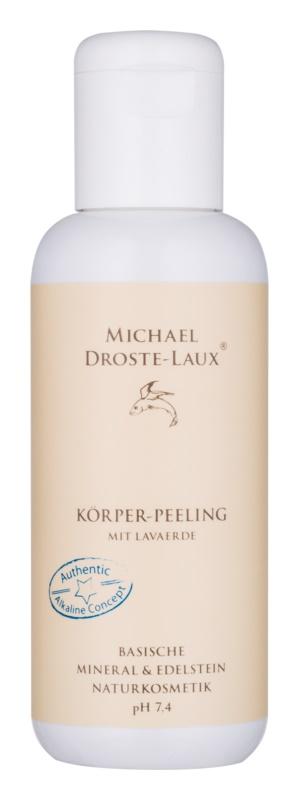 Michael Droste-Laux Basiches Naturkosmetik tělový peeling