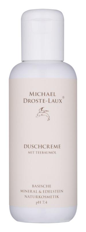 Michael Droste-Laux Basiches Naturkosmetik gel-crema de dus