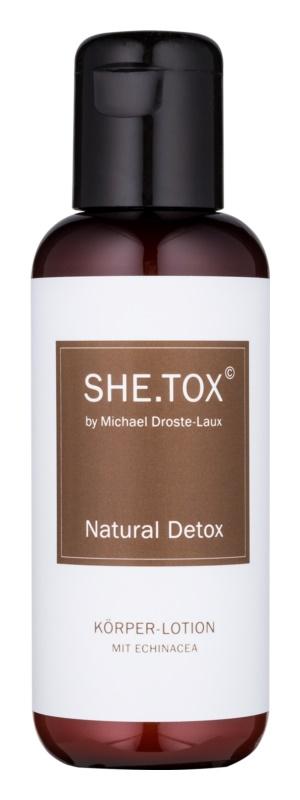 Michael Droste-Laux SHE.TOX telové mlieko
