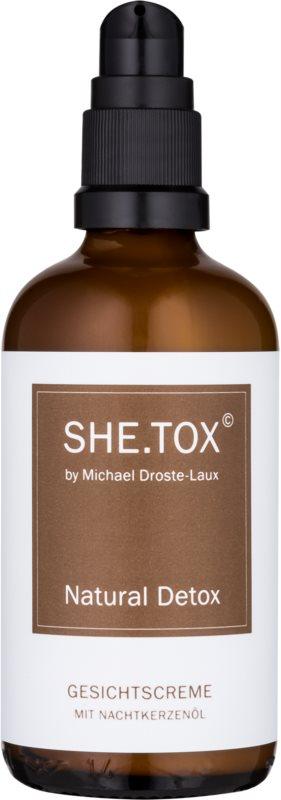Michael Droste-Laux SHE.TOX pleťový krém