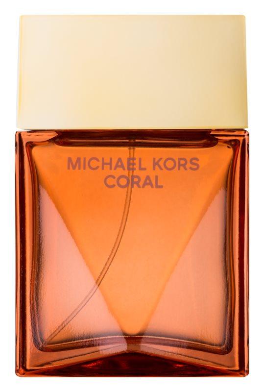 Michael Kors Coral Parfumovaná voda pre ženy 100 ml