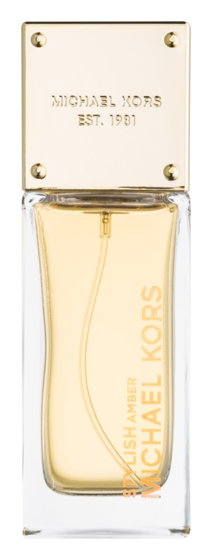 Michael Kors Stylish Amber eau de parfum pentru femei 50 ml
