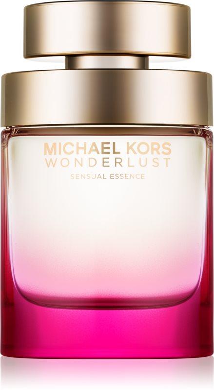 1ab5b7d64ea76 Michael Kors Wonderlust Sensual Essence Eau de Parfum para mulheres 100 ml