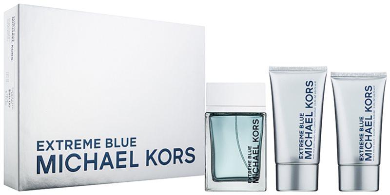 Michael Kors Extreme Blue darilni set I.
