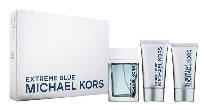 Michael Kors Extreme Blue zestaw upominkowy I.