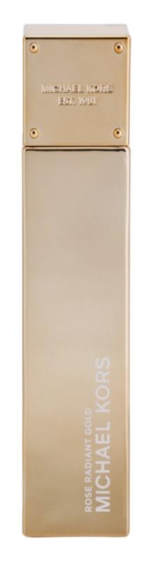 Michael Kors Rose Radiant Gold eau de parfum pentru femei 100 ml