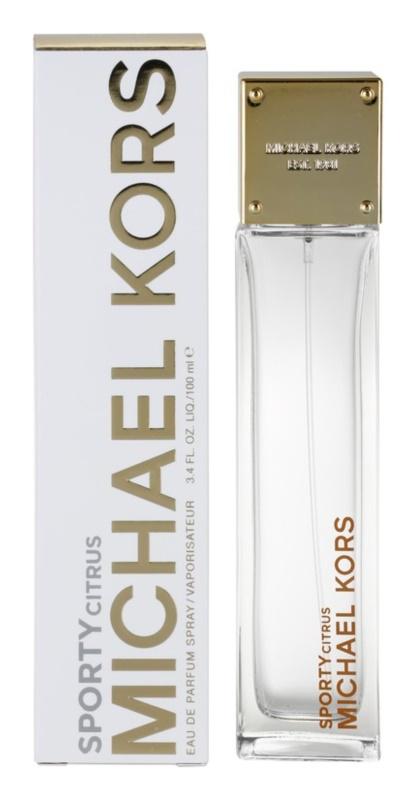 Michael Kors Sporty Citrus парфюмна вода за жени 100 мл.