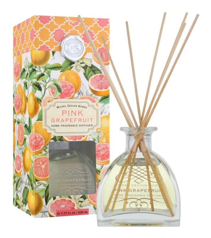 Michel Design Works Pink Grapefruit diffuseur d'huiles essentielles avec recharge 230 ml